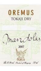 Oremus Mandolas 2007
