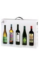 Estuche Colección 5 botellas Casa Rojo