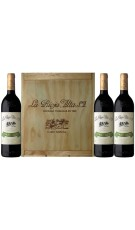 Wood Box 3 Gran Reserva 904 2010