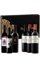 Colección 6 botellas Elías Mora
