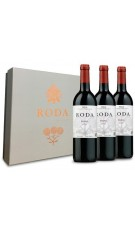 Box 3 bottles Roda Reserva 2015