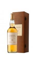 Cardhu  Malt 22 years