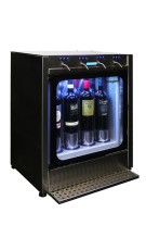 Dispenser of 4 bottles of Wine VG04EC