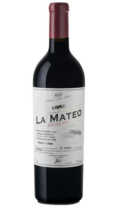 La Mateo Vendimia 2015