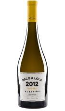 Box 3 bottles of Paco & Lola Vintage 2012