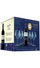Beronia Reserva + Glasses