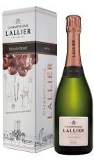 Champagne Lallier Grand Rosé Brut