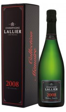 Champagne Lallier Millésime 2010 Grand Cru